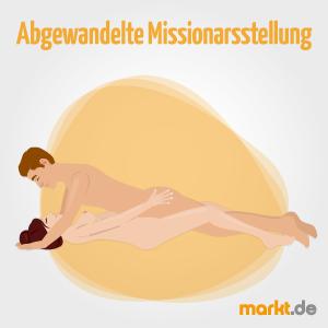 Abgewandelte Missionarsstellung Schwangerschaft
