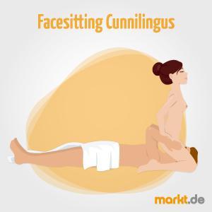 Bild Facesitting Cunnilingus