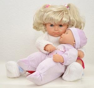 Puppen von Zapf Creation.