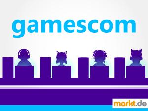 Grafik Gamescom Koeln