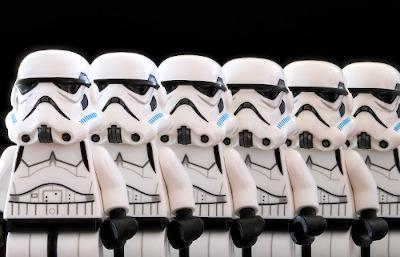 Star Wars aus Lego