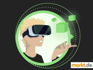 Bild Virtual Reality 3D