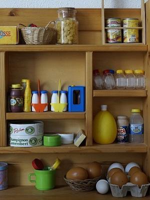 Zubehör Kinderküche.