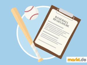 Grafik Baseball Regeln