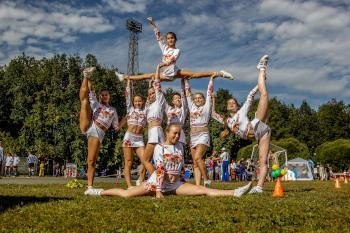 Body Positions Cheerleading