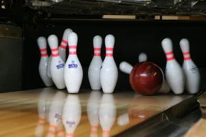 Bild Bowlingpins