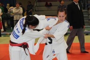 Bild Frauen beim Judo