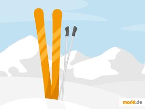 Grafik Gebrauchte Ski
