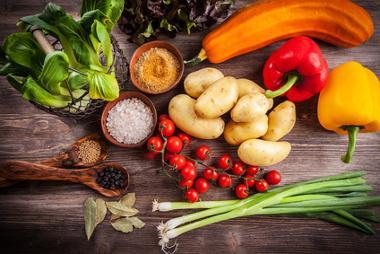 Bild Vitaminreiche Gemüsesorten