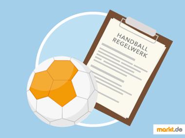 Grafik Handball Regeln