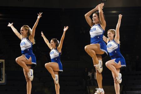 Liberty Cheerleading