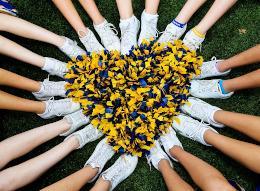 Pompons Cheerleading