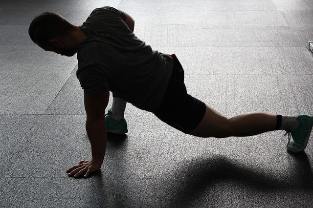 Bild Stretchübung für Wintersport