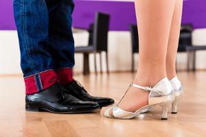 Bild Tanzschritte lernen