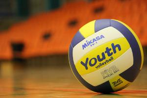 Bild Volleyball Halle