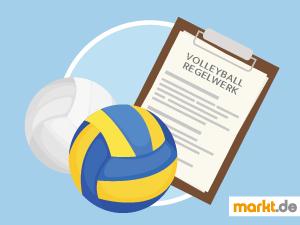 Grafik Volleyball Regeln