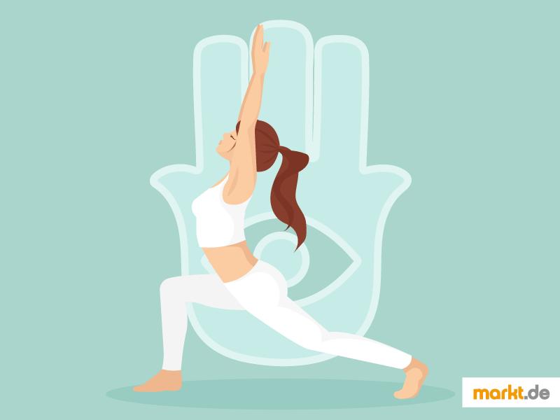 Berühmt Yoga – Meditation oder Sport? Yoga für Anfänger | markt.de @TG_41
