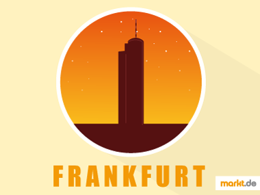 Grafik Hochhaus Frankfurt