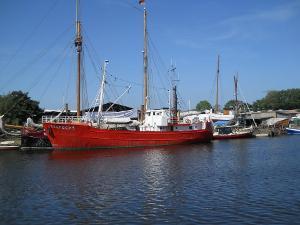 Bild Hafen in Greifswald
