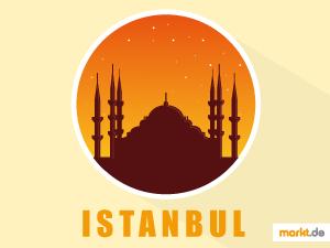 Grafik Moschee Istanbul