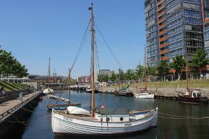 Bild Hafen in Kiel