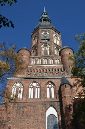 Bild Kirche in Greifswald