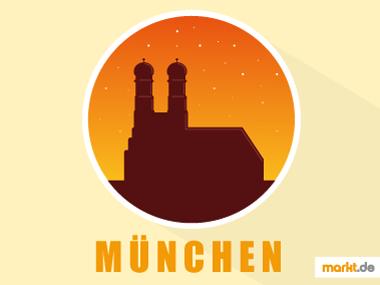 Grafik Frauenkirche München