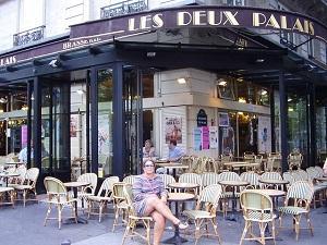 Bild Pariser Cafe
