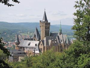 Bild Schloss Wernigerode