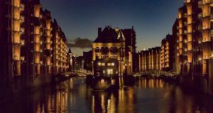 Bild Wasserschloss Hamburg