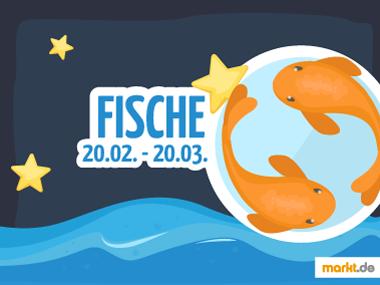 Grafik Sternzeichen Fisch Partner