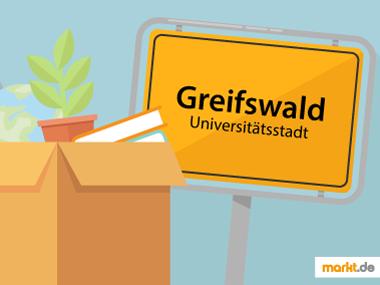 Grafik Studieren in Greifswald
