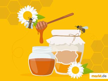 Grafik Honigsorten