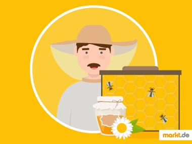 Grafik Imker / Bienezüchter werden