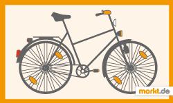 Grafik Fahrrad
