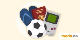Grafik Sport & Freizeit Themen