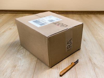 Paket zum verschicken