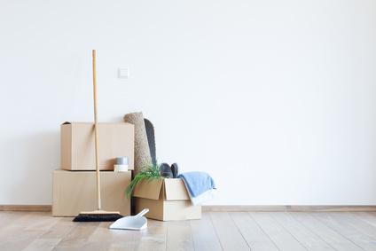 Bild Haushaltsauflösung Kisten