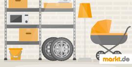 Grafik Lagerung und Entsorgung