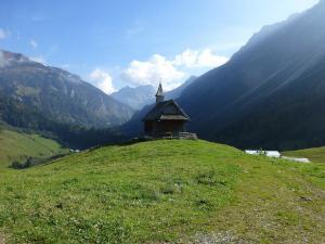 Kapelle im Bregenzer Wald