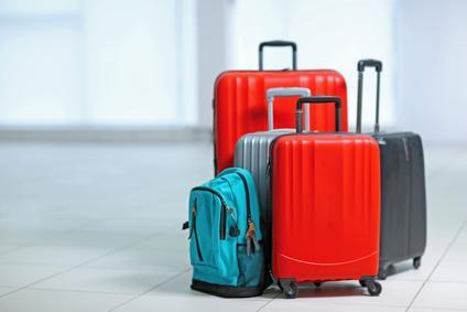 Bild Koffer verschiedener Größen