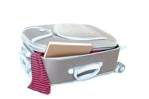 Bild Reisespiel Kofferpacken