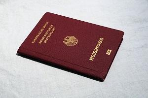 Bild Reisepass
