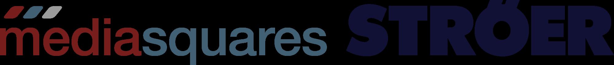 Logo mediasquares Ströer