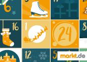 Bild DIY Adventskalender füllen