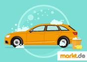 Auto waschen und polieren