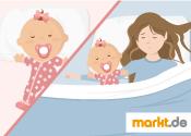Grafik Wo soll Baby schlafen