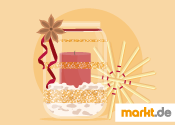 Grafik DIY Weihnachtsdeko