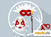 Bild Faschingsmasken