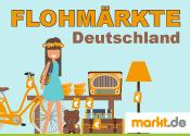Grafik Flohmärkte in Deutschland